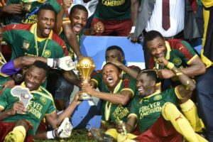 2019 Africa Cup of Nations: Ghana's Group F contenders, Cameroun pitch camp in Doha