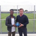 German third-tier side Paderborn sign Ghanaian youngster kid Christoper Antwi-Adjei