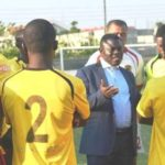 Asante Kotoko chairman meets players ahead of Inter Allies game