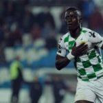 Ghanaian youngster Emmanuel Boateng grabs brace for Moreirense in friendly