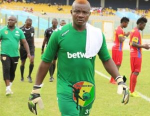 NASCO player of the month of June George Owu wants to help Ashantigold escape relegation