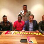 Asamoah Gyan to get big unveiling before Kayserispor fans