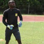 Joseph Addo donates to cash and drinks to Aduana Stars