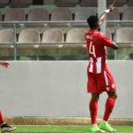 In-form Richmond Boakye Yiadom adjudged MVP Red Star Belgrade Europa win