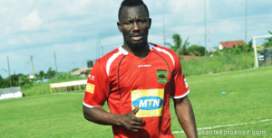 Kotoko Striker Saddick Adams confident ahead of Medeama game