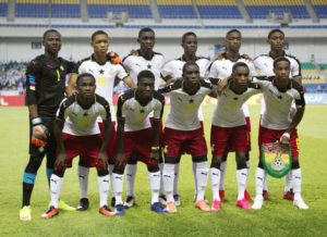 Ghana U-17 to camp in Denmark ahead of World Cup