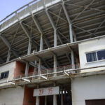Death trap at Accra Stadium! VIP, VVIP and commentary boxes closed now