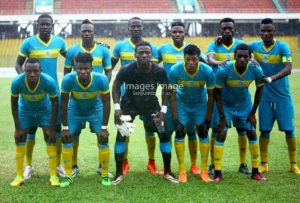MATCH REPORT: Wa All Stars 2-0 Berekum Chelsea -GPL Champions Wa All Stars through to MTN FA Cup Semis
