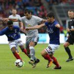 Ghanaian midfielder Ernest Agyiri stars for Valerenga in Manchester United  pre-season friendly