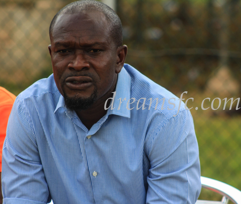 AshGold Coach CK Akunnor not happy with defeat to Elmina Sharks