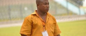 Coach Kwabena Amissah called back but his fate still undecided