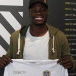 Ghanaian striker Caleb Ekuban delighted over Leeds United switch