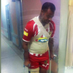 Kotoko coach Polack takes first steps after deadly accident