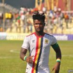 Robin Gnagne feels he is getting back to his best