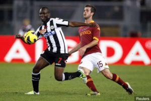 EXCLUSIVE: AS Roma set sights on Ghana midfielder Emmanuel Agyemang Badu