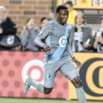 Ghanaian player Abu Danladi picks injury in Minnesota United stalemate with Real Salt Lake
