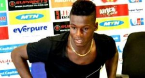 I have no regrets not playing for Hearts- Bechem United striker Ahmed Toure