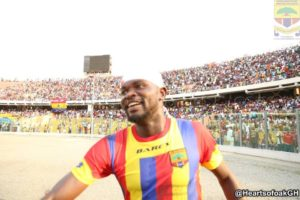 We are ready for Kotoko- Hearts defender Vincent Atinga