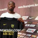 Herzegovina club Sarajevo sign Ghanaian player Joachim Adukor
