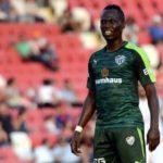 Emmanuel Agyemang-Badu picks up injury on his Bursaspor  debut