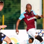 Video: Andre Ayew scores for West Ham in pre-season friendly with Altona 93