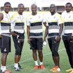 2019 AFCON qualifier: Ghana coach Appiah and backroom staff depart for Kenya this evening