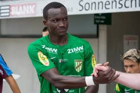 FC Zurich rejects £8 million bid  from Brighton Ghanaian striker Raphael Dwamena