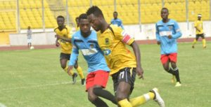We can't afford to drop points against Hearts- Kotoko deputy Captain Eric Donkor