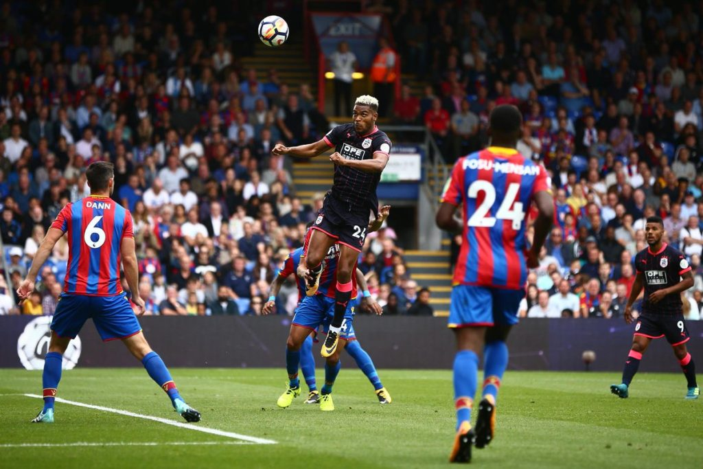 Timothy Fosu Mensah Cystal Palace debut ends with a 3-0 defeat to Huddersfield