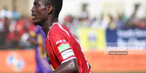 Kotoko midfielder Isaac Quansah declared fit after injury scare