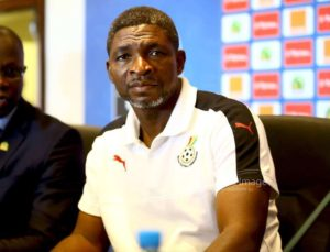 Coach Maxwell Konadu insists Black Stars B is poised for a win against Burkina Faso