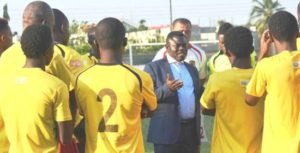 Kotoko Chief Dr. Kyei expects players to bounce back strongly against Bolga All Stars