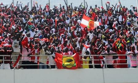 Kotoko SC Aspiring National Circles Chairman Damenya Buys 500-hundred tickets for Supporters ahead of Al Hilal clash