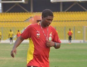 Maxwell Konadu Heavily linked with a return to Kotoko