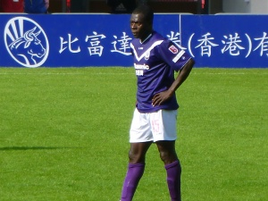 Chinese side Citizen AA sign Ghanaian 40-year old Mosses Mensah