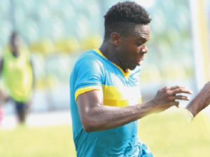 Wa All Stars boosted by Nicholas Mensah's return