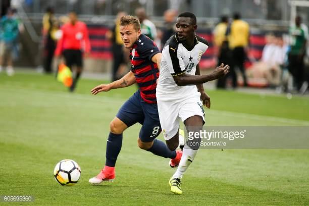 Berekum Chelsea player Nicholas Opoku joins Club Africain