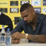Video: Kevin-Prince Boateng: I cancelled my contract because of my wife and kid