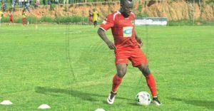 Kotoko striker Saddick Adams back from injury