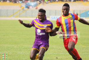 Medeama defender Ibrahim Yaro extends stay at the club