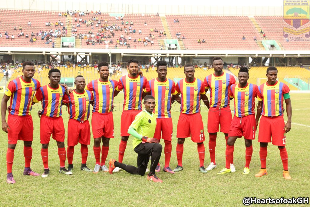 My players are very focused ahead of Kotoko clash - Frank Nuttall