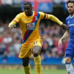 In-form Jeffery Schlupp named Crystal Palace Player of the Month