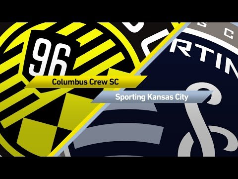 Highlights: Columbus Crew SC vs. Sporting Kansas City | September 10, 2017
