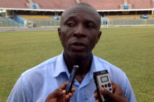 Black Princesses Coach Yusif Basigi to use Algeria game as warm up