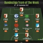 Rejuvenated Daniel Opare makes Bundesliga Team of the Week