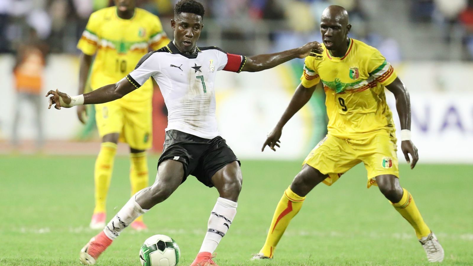 Isaac Twum insists Black Meteors are poised for Gabon test