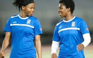 Black Queens duo honored in USA