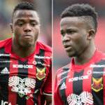 Ghana duo Frank Arhin and Patrick Kpozo  to miss Östersund FC Europa Group opener