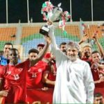 Ghanaian player Lawson Bekui wins Omani Super Cup title with Dhofar