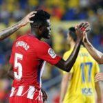 Ghana's Thomas Partey debunks Atletico Madrid exit claims